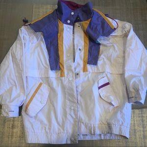 Vintage 90s windbreaker jacket